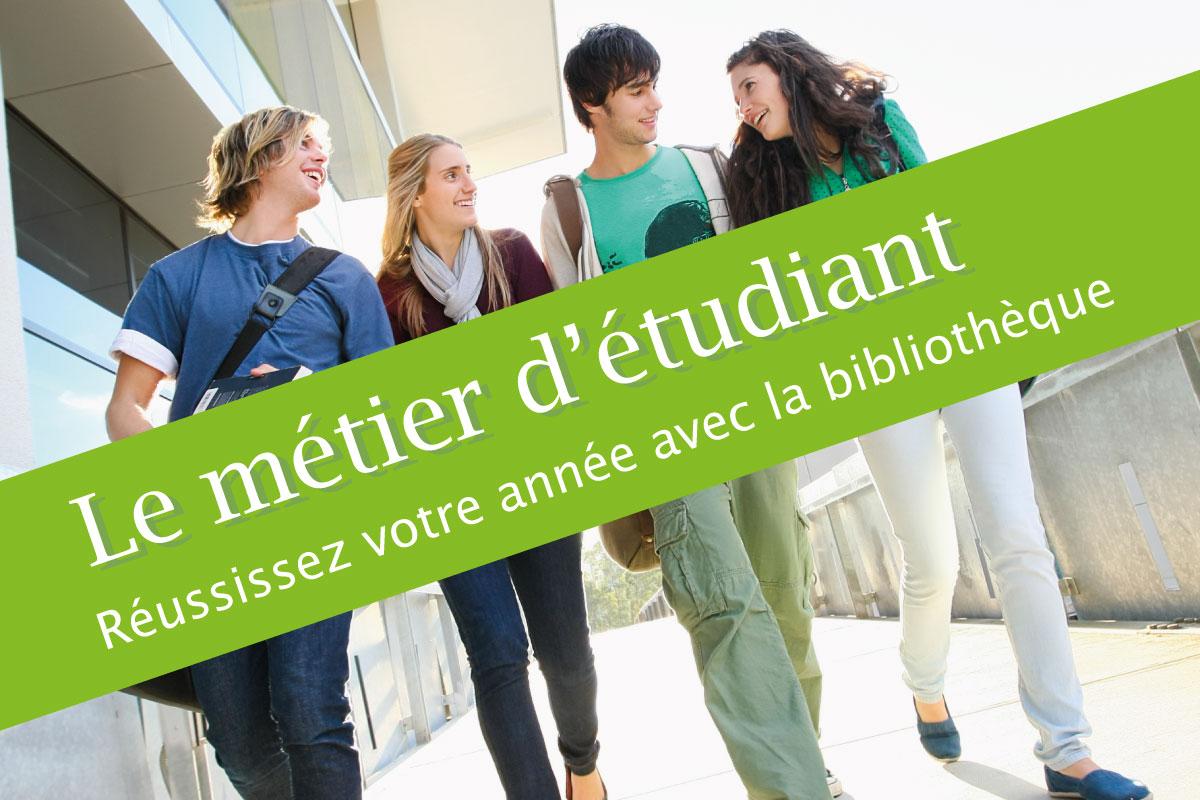 Etre étudiant en eco-gestion : un métier !