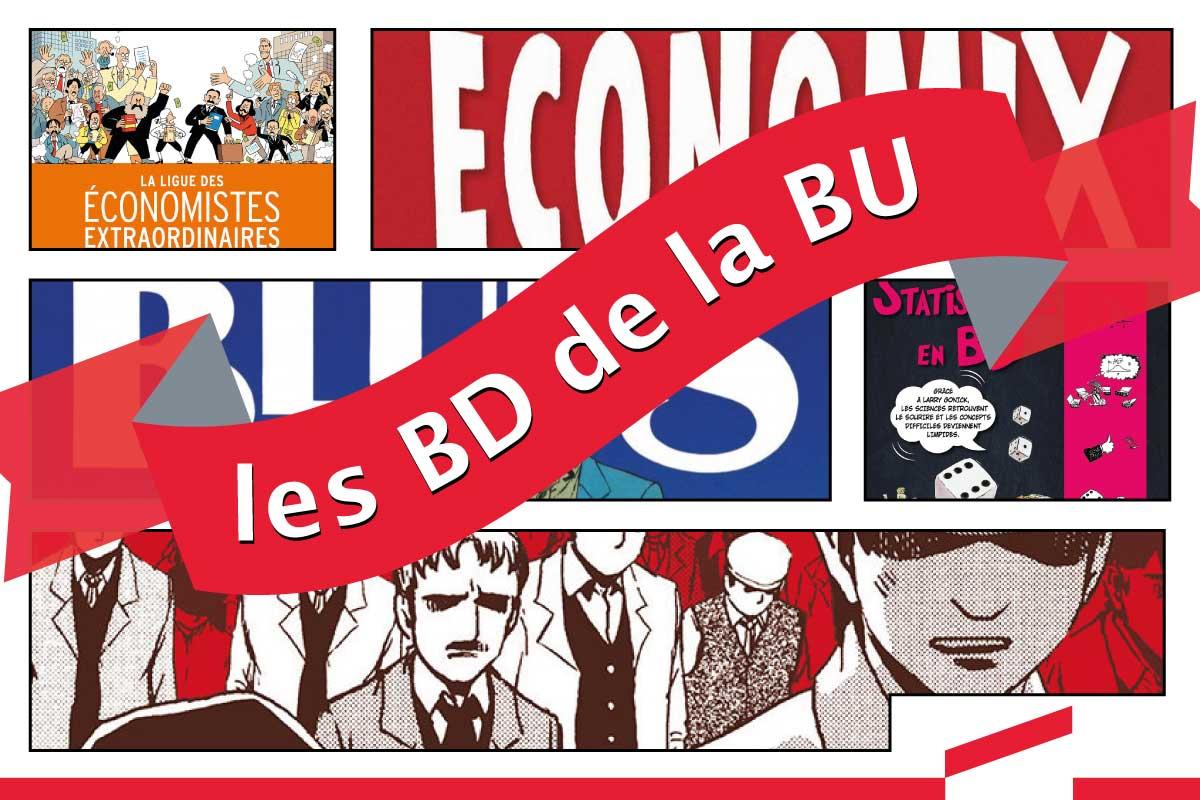 ZOOM sur... les BD de la BU d'Eco-gestion