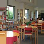 Bibliothèque de Fontainebleau UPEC
