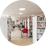 Bibliothèque de Saint-Denis UPEC