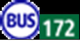 Logo BUS 172