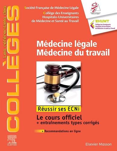 Collèges - médecine légale