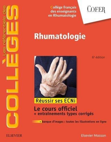 Collèges - rhumatologie