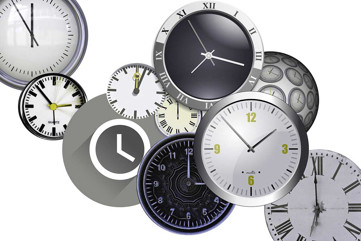 Passage aux horaires réduits dans les BU