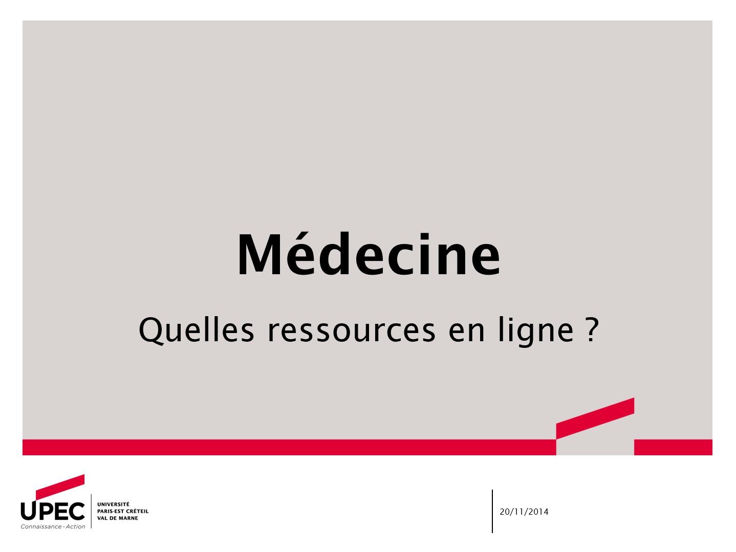 Presentation-ressources-medecine
