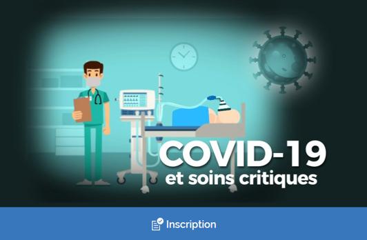 MOOC covid et soins critiques