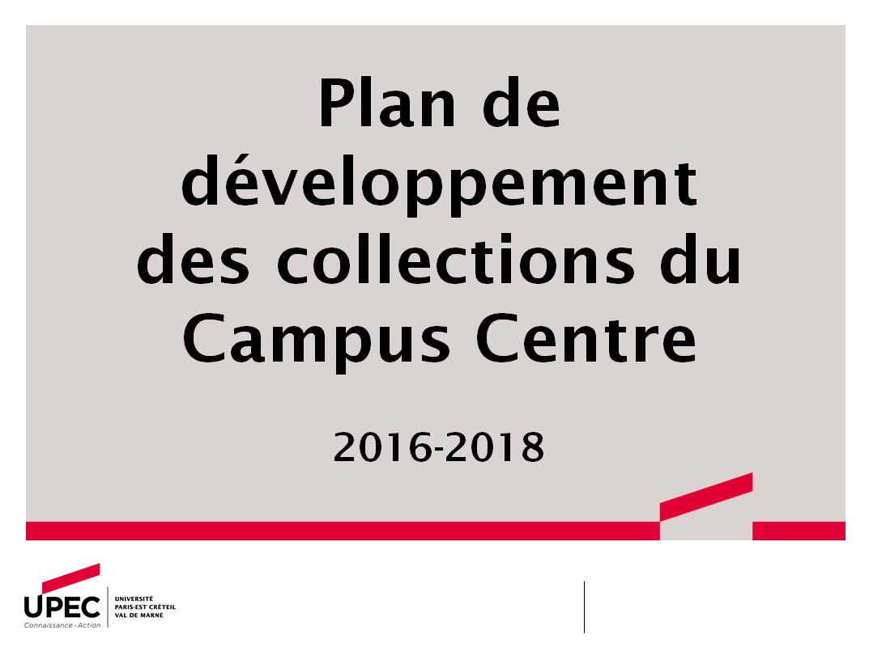 PDC CC 2016-2018