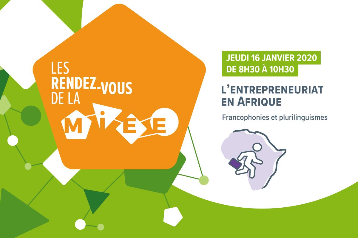 Zoom sur... l'entrepreneuriat en Afrique