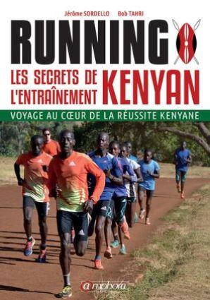 Couverture du livre Running