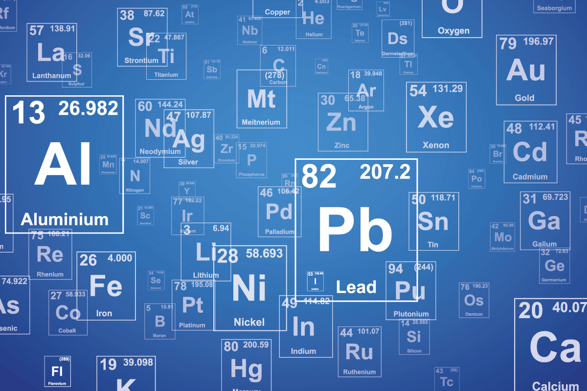 ZOOM sur... le tableau périodique des éléments