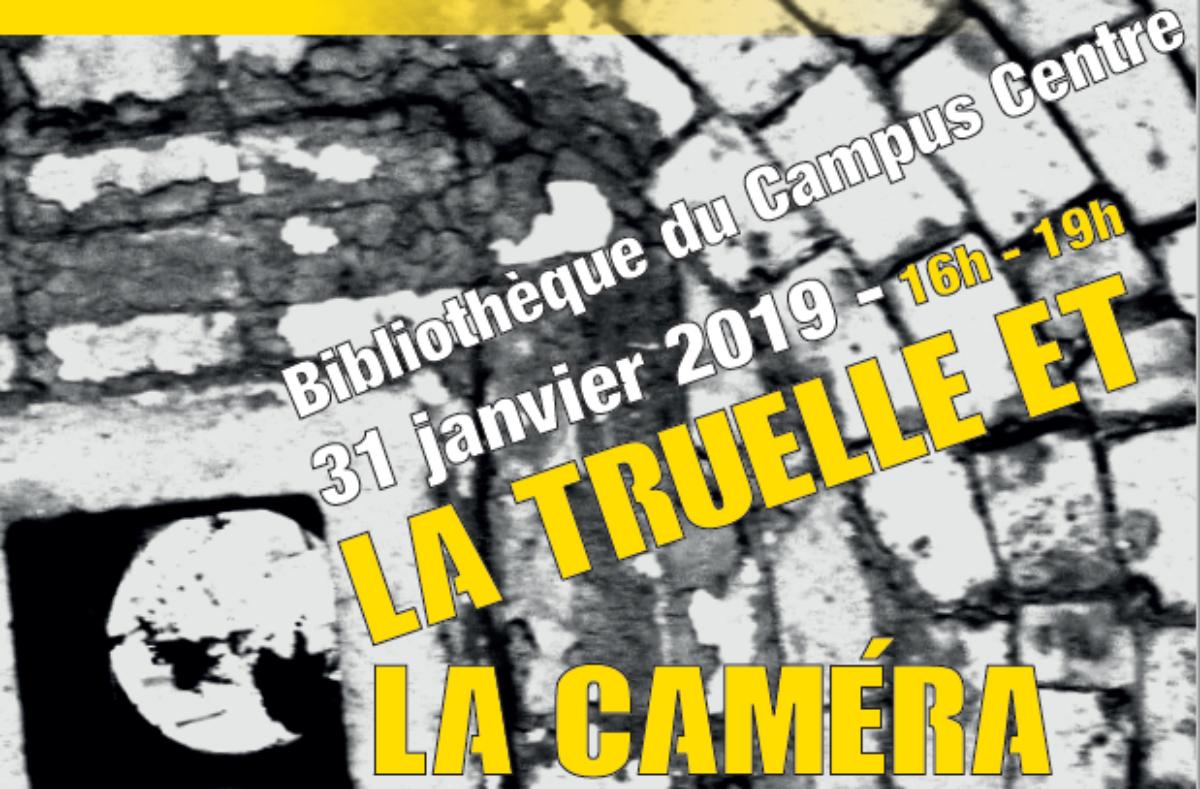 Projection de films archéologiques à la BU du Campus Centre
