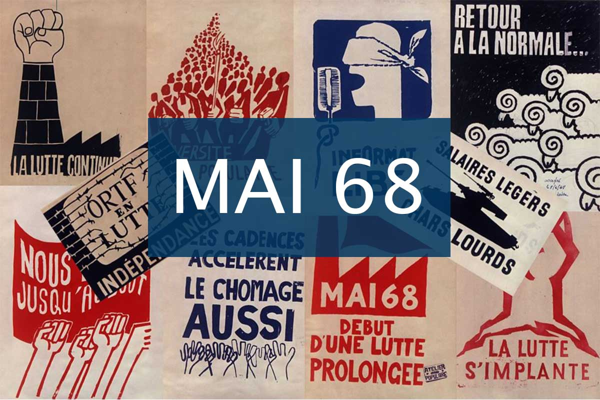 Zoom sur... Mai 68